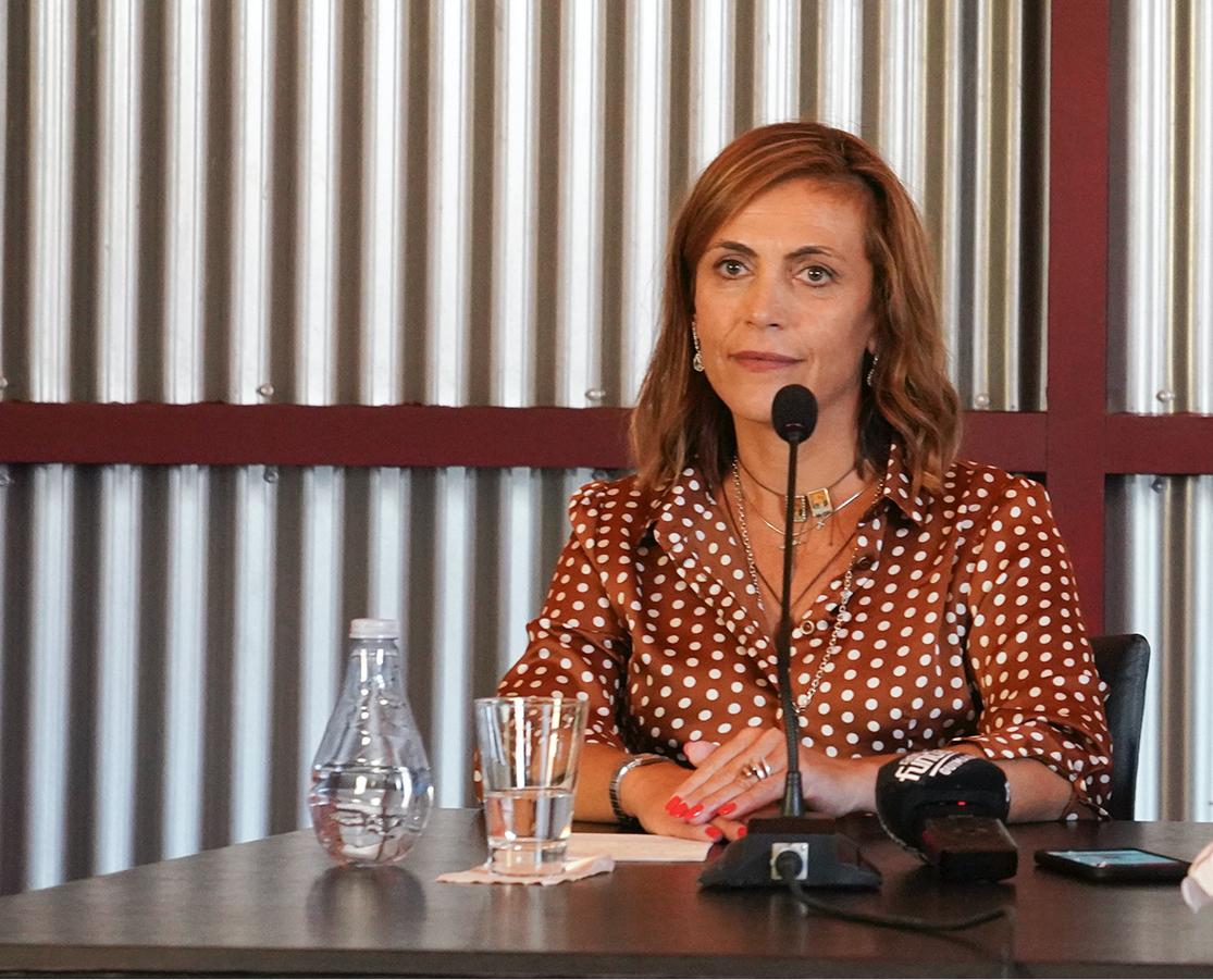 Sofia Ferreira, vereadora do Turismo da Câmara de Guimarães / CMG