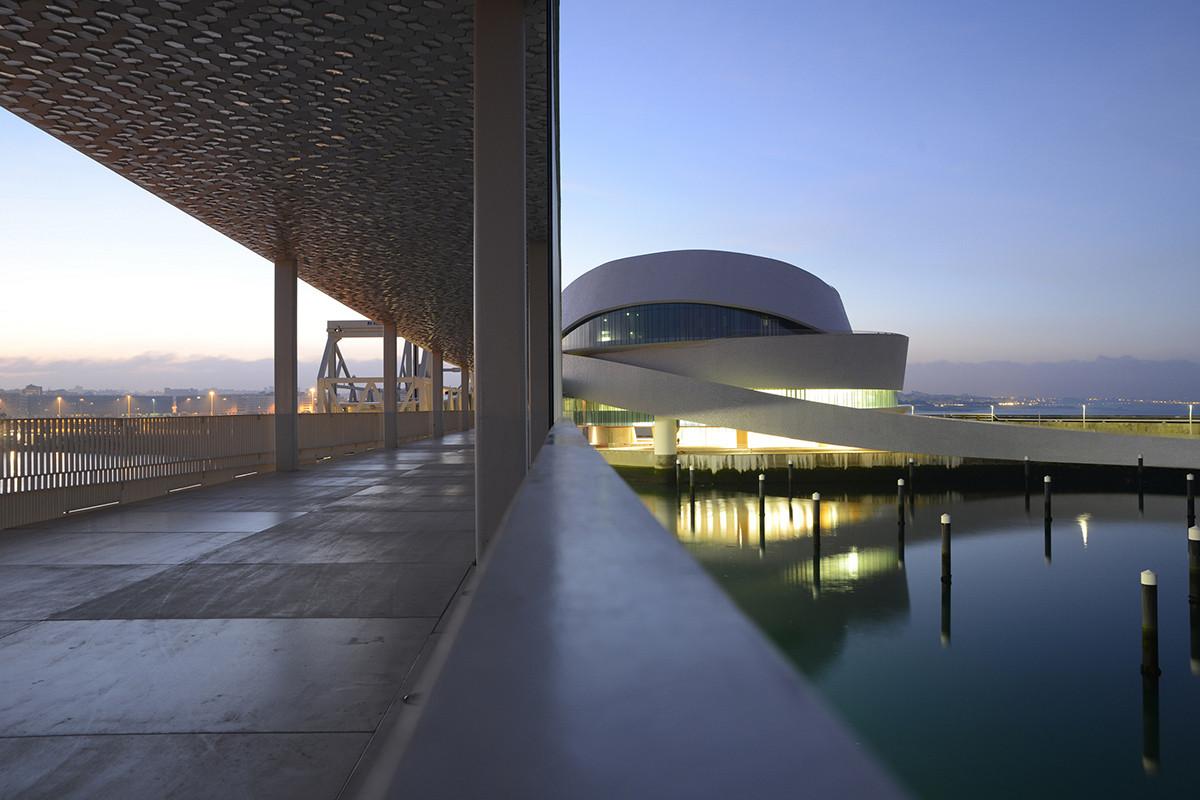 Terminal de Cruzeiros de Leixões foi o espaço mais visitado na edição de 2018 / Open House Porto