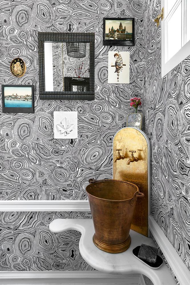Uma casa de banho diferente