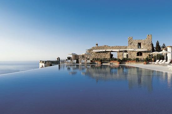 Hotel Caruso, Costa Amalfitana