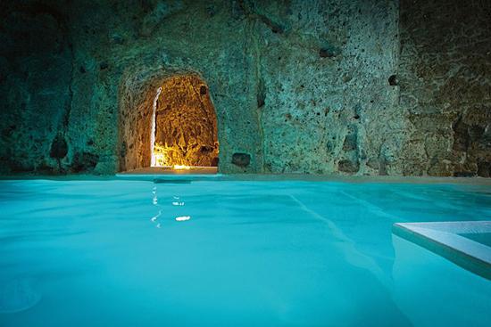 Domus Civita Cave Pool