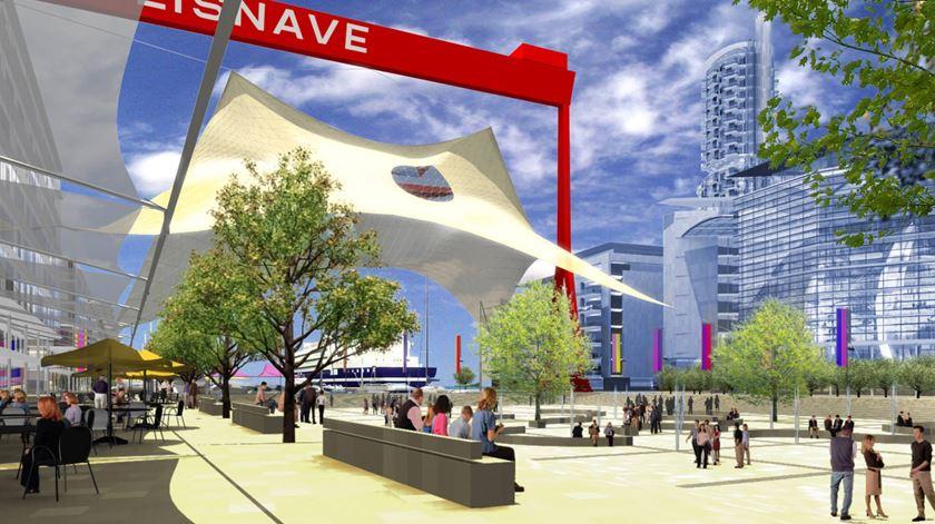A nova 'Expo' em Almada