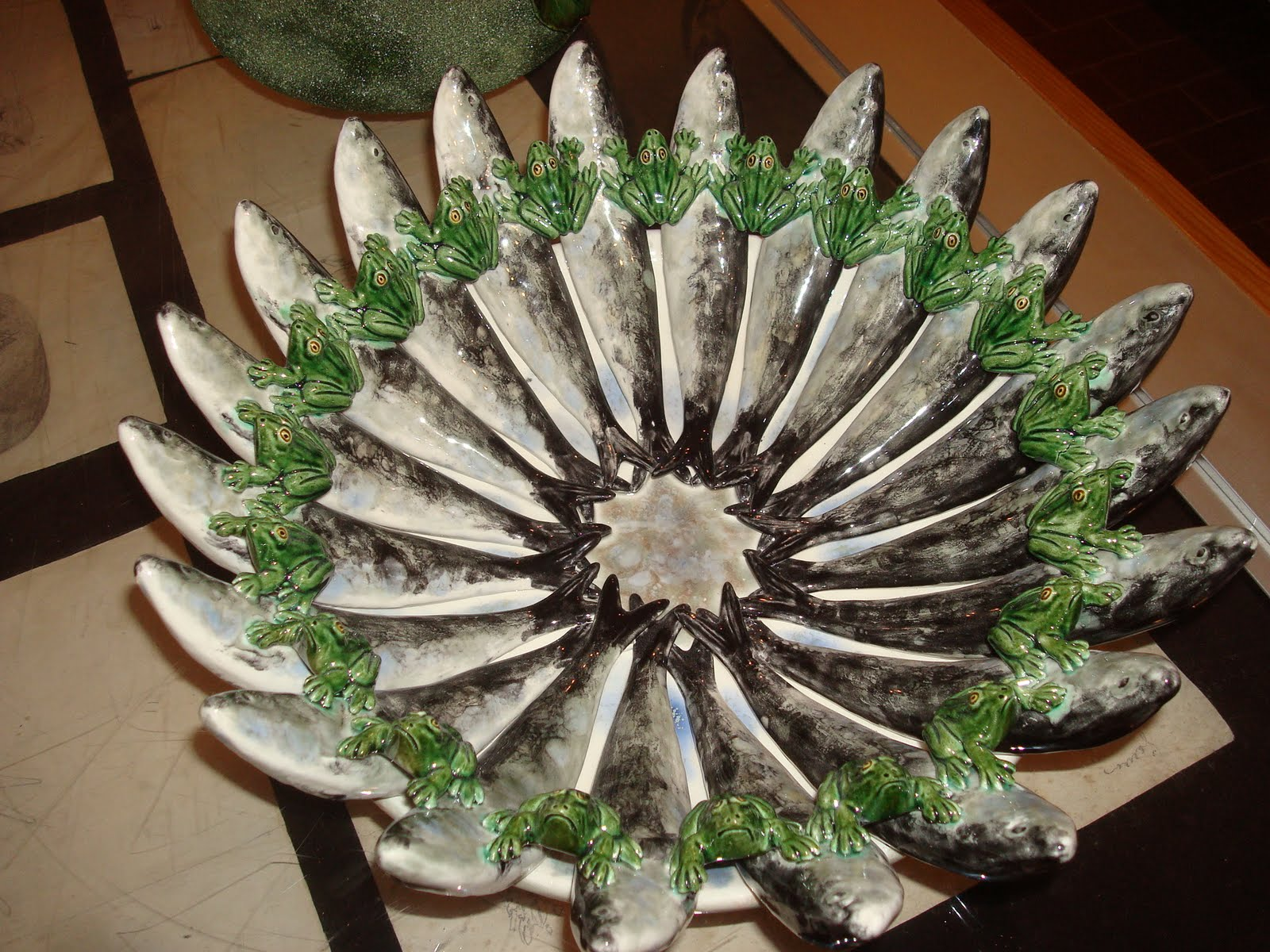 Negócio da cerâmica e cristalaria vai continuar a ser aposta do grupo de Viseu. / Bordalo Pinheiro