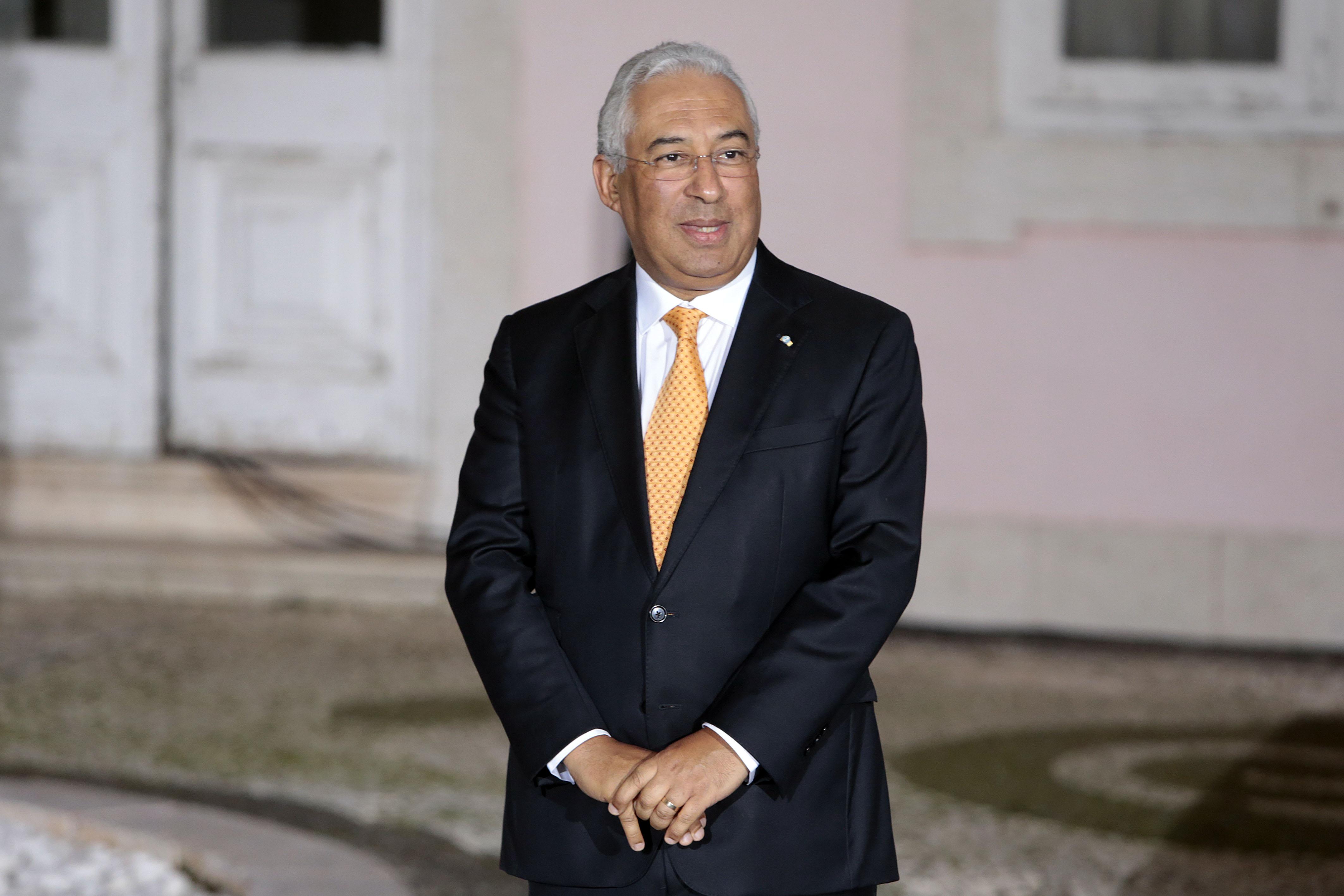 António Costa, primeiro-ministro de Portugal. / Gtres