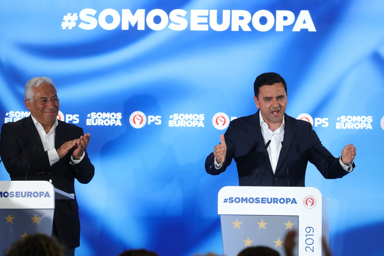 António Costa e Pedro Marques / ECO