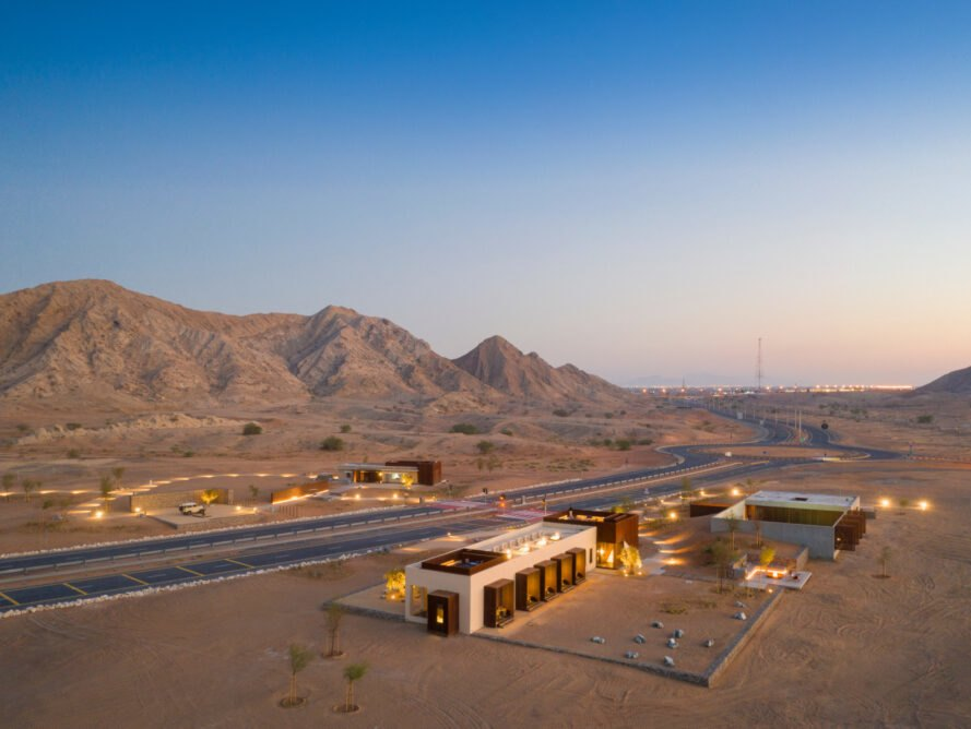 Deserto de Sharjah