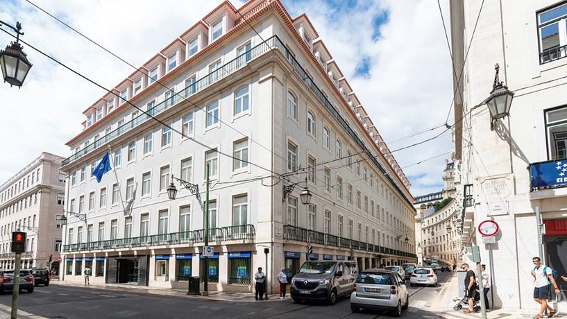 Venda de edifício na Baixa rendeu mais-valia de 36 milhões de euros à CGD / DR