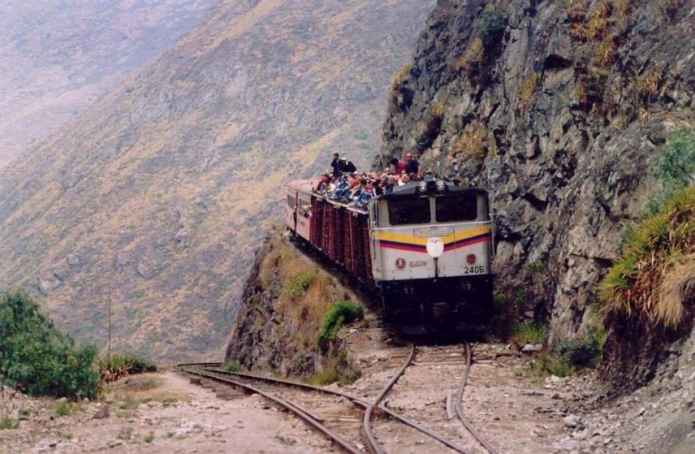 Linha ferroviária Nariz del Diablo