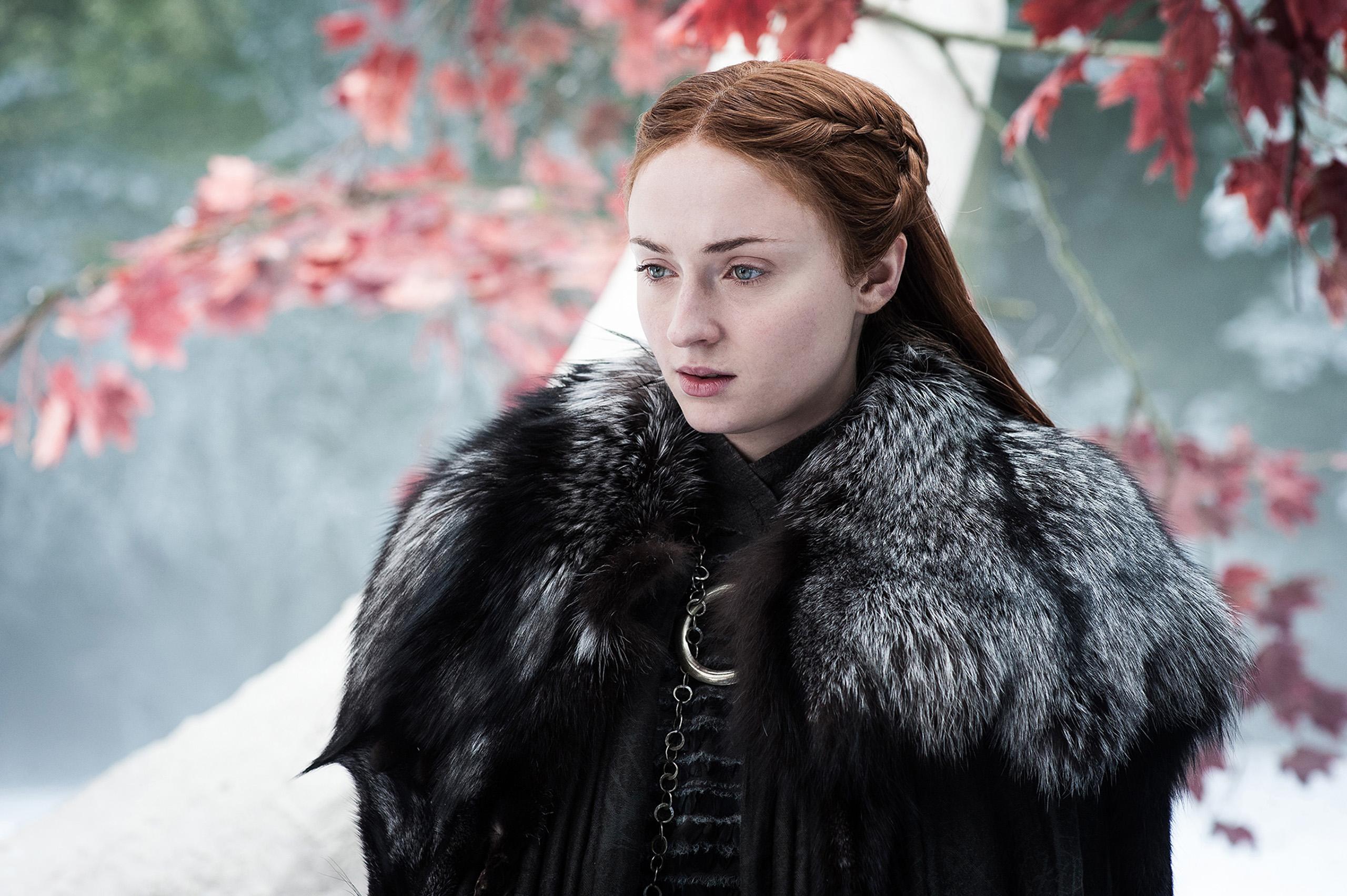 Sansa Stark: Mónaco