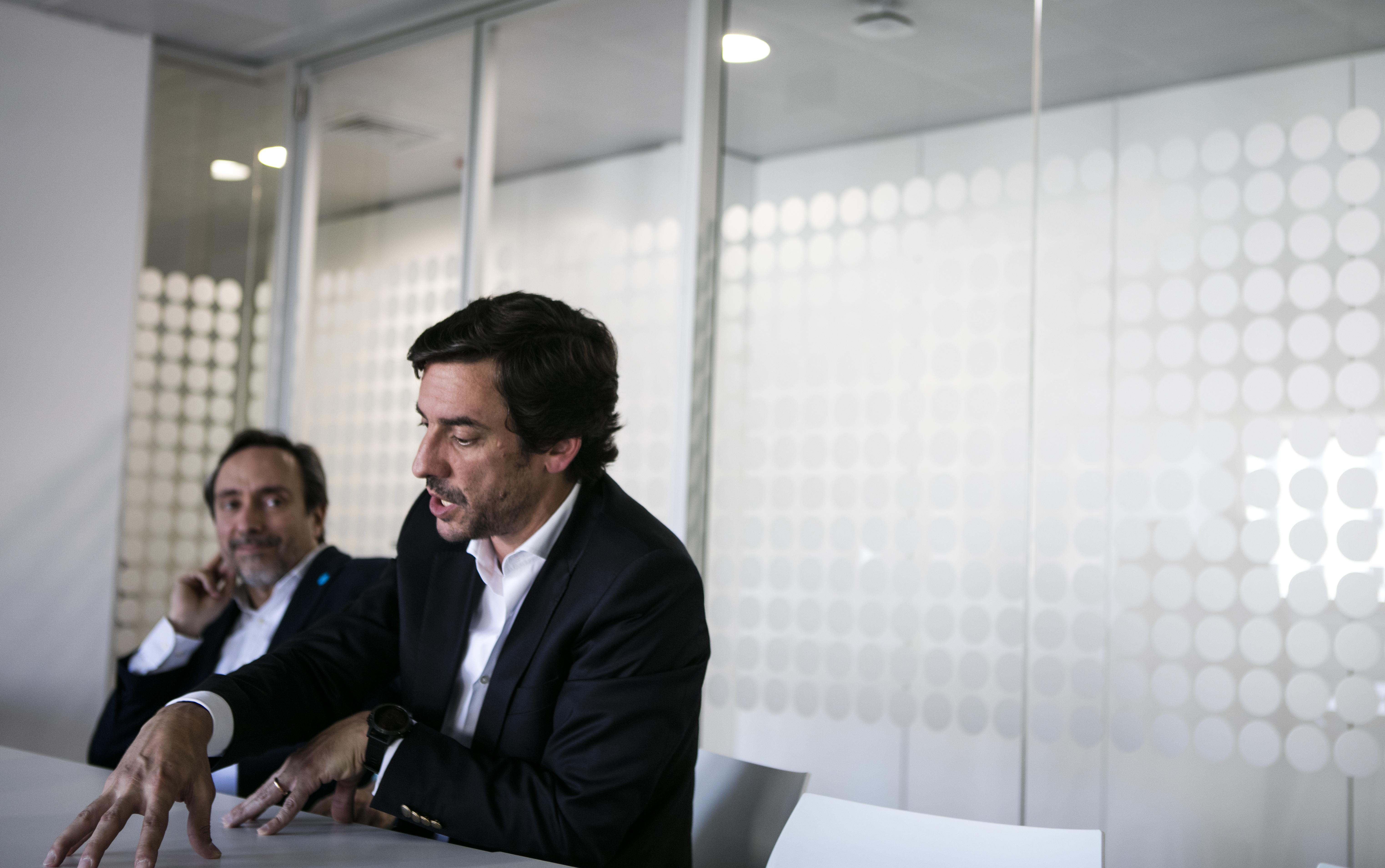 Gonçalo Nascimento Rodrigues e Massimo Forte / Ana Luzia Delgado