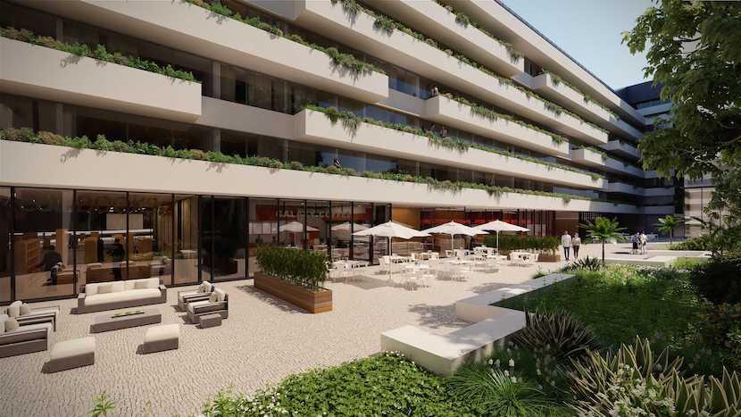 O LX Living vai nascer nas Amoreiras, em Lisboa / LX Living