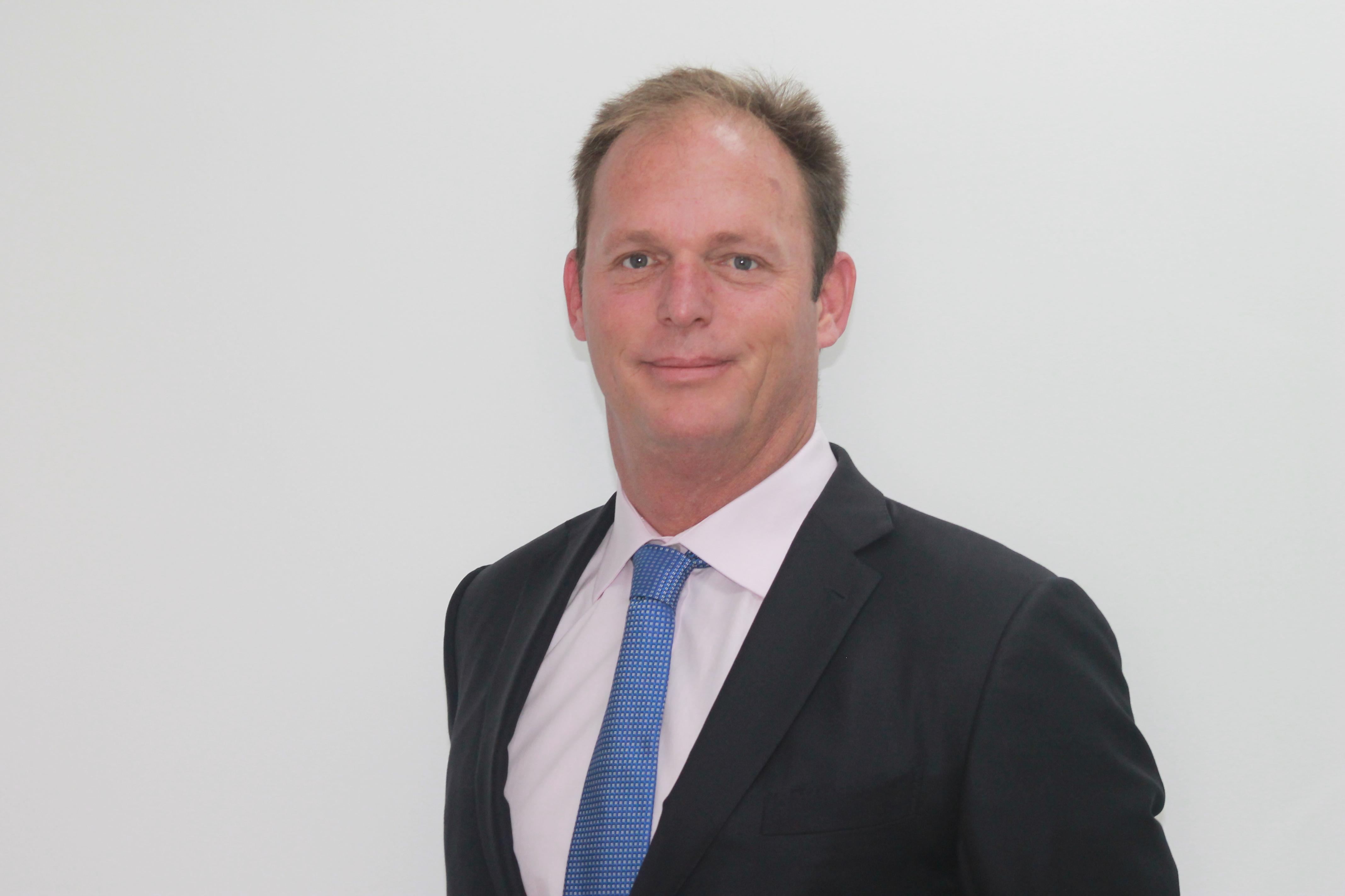 Paul Henri Schelfhout, administrador da Finangeste / Finangeste