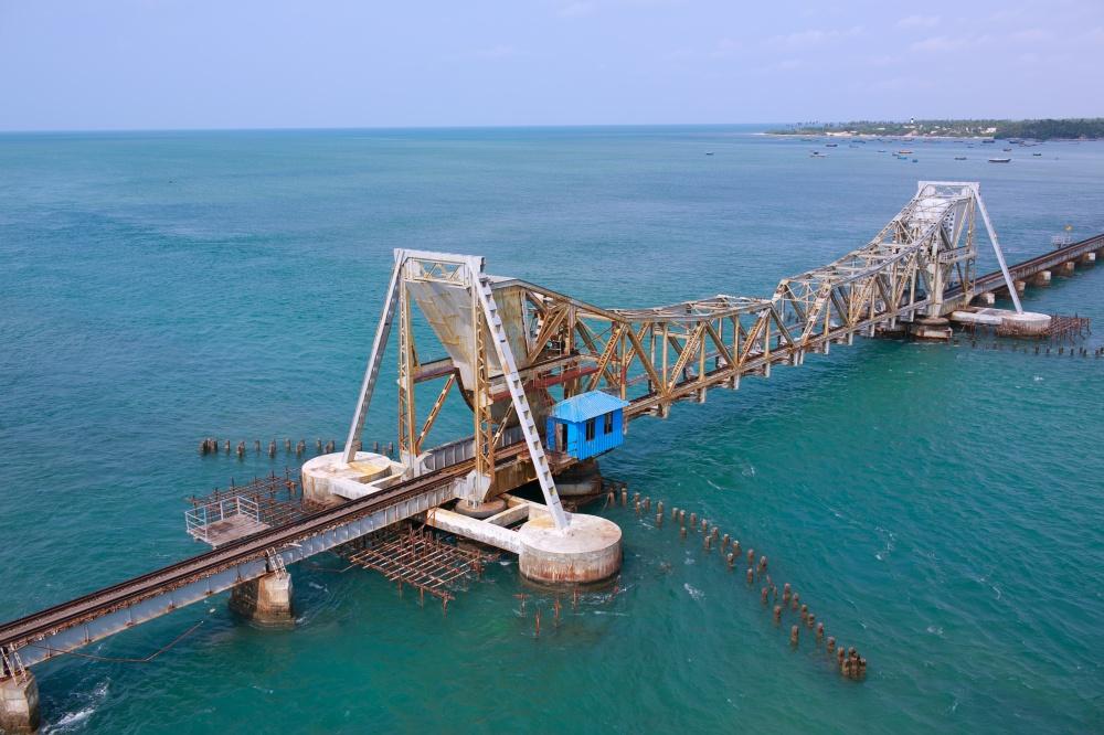 Ponte ferroviária Pamban