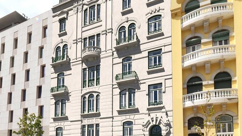 A fachada do imóvel ficará assim / Lucios Real Estate