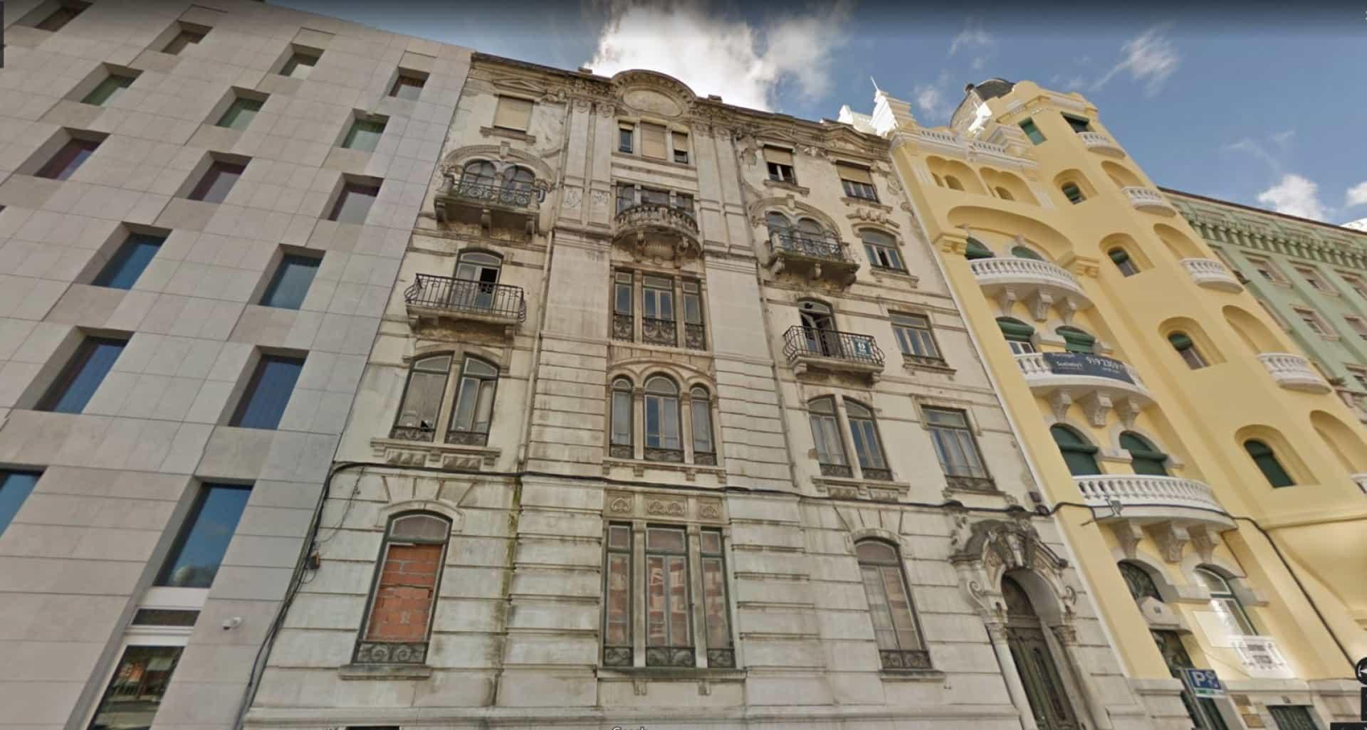 O aspeto atual do prédio / Lucios Real Estate