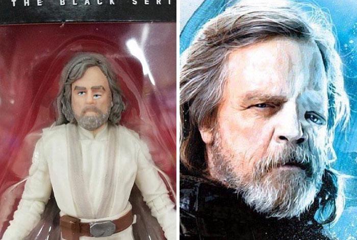 Luke Skywalker...