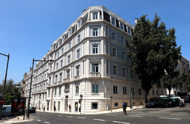 Sottomayor Residências (Lisboa), um dos projetos distinguidos / Coporgest