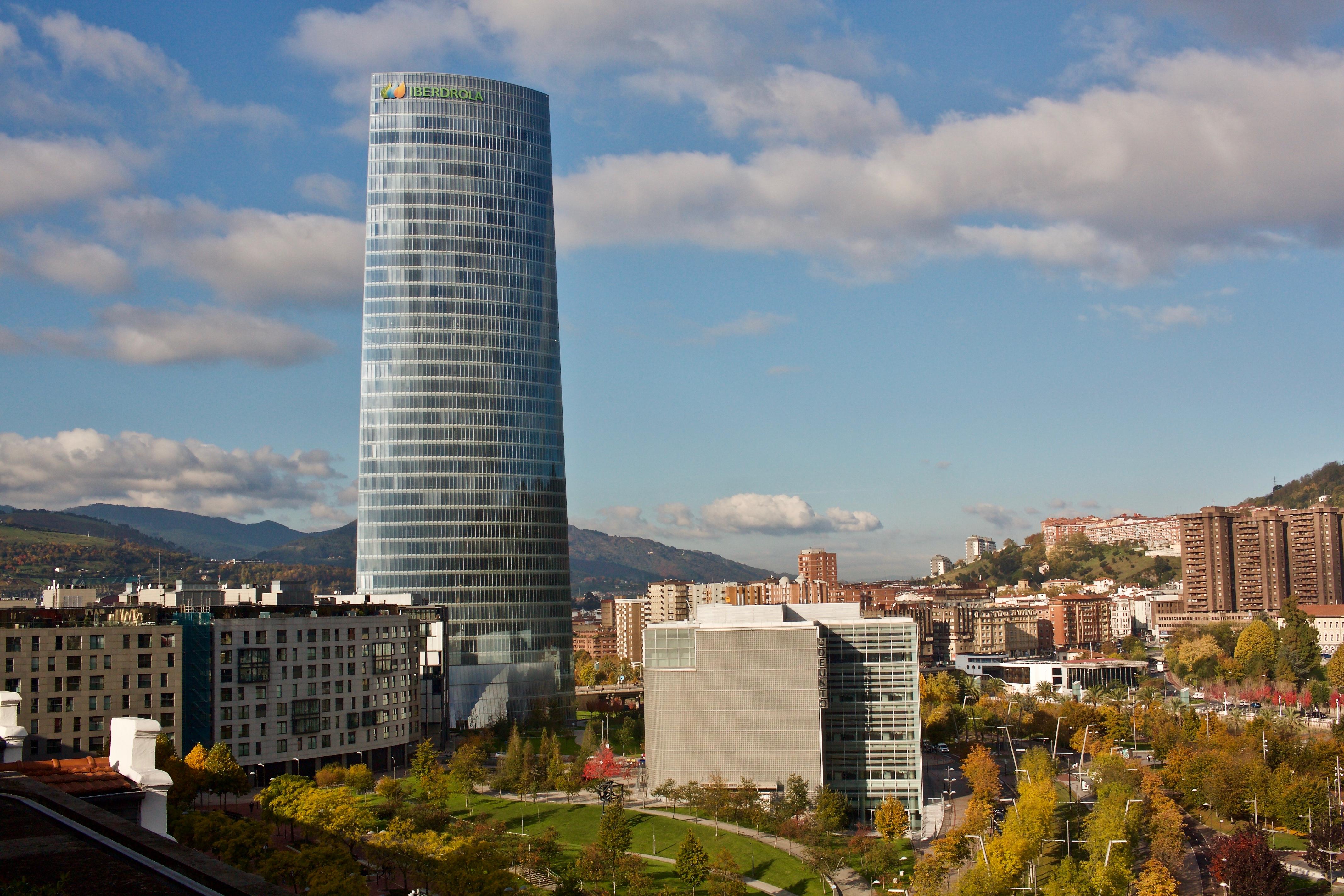 Torre Iberdrola - Bilbao