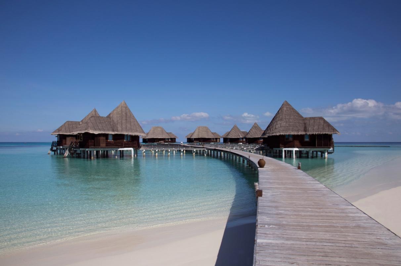 O luxuoso resort de 4 estrelas