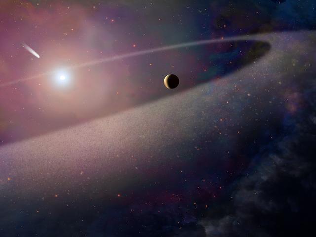 Planeta à vista?