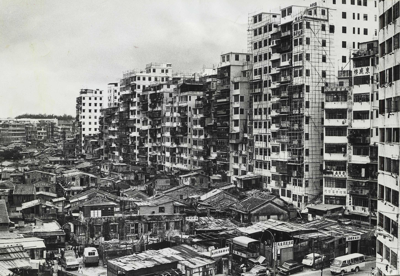 A cidade só foi demolida nos anos 90