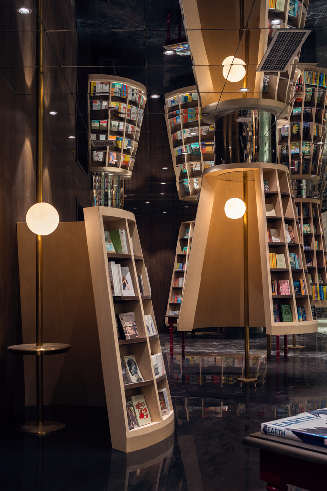 O espaço perfeito para os amantes de livros