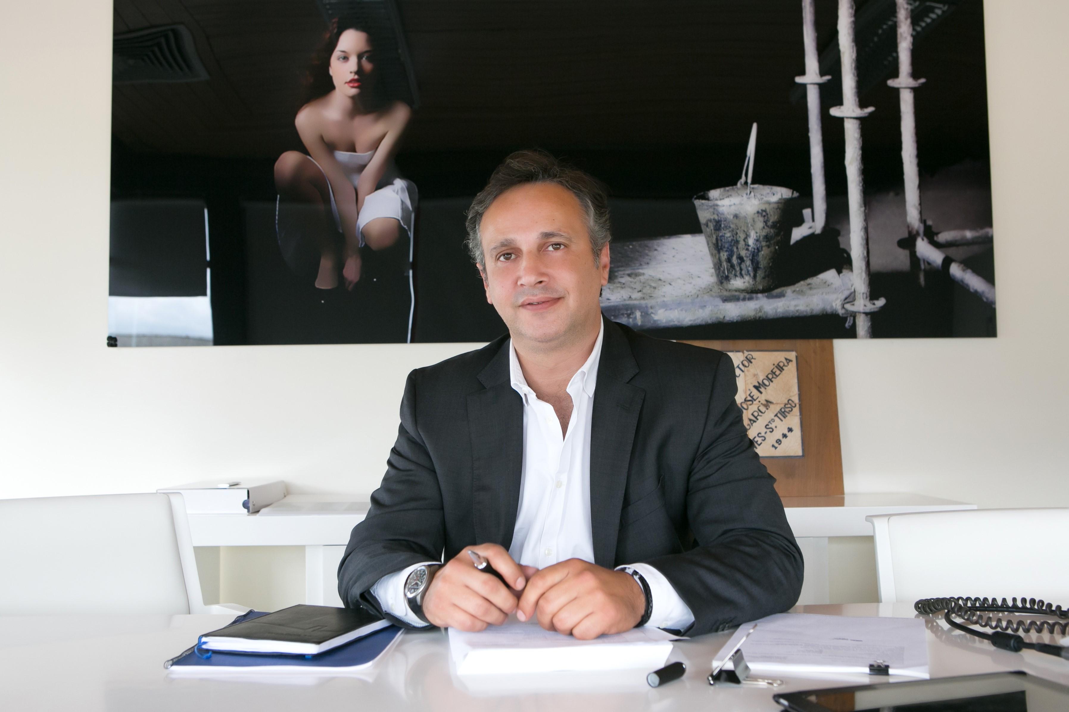 Carlos Garcia, administrador da GarciaGarcia