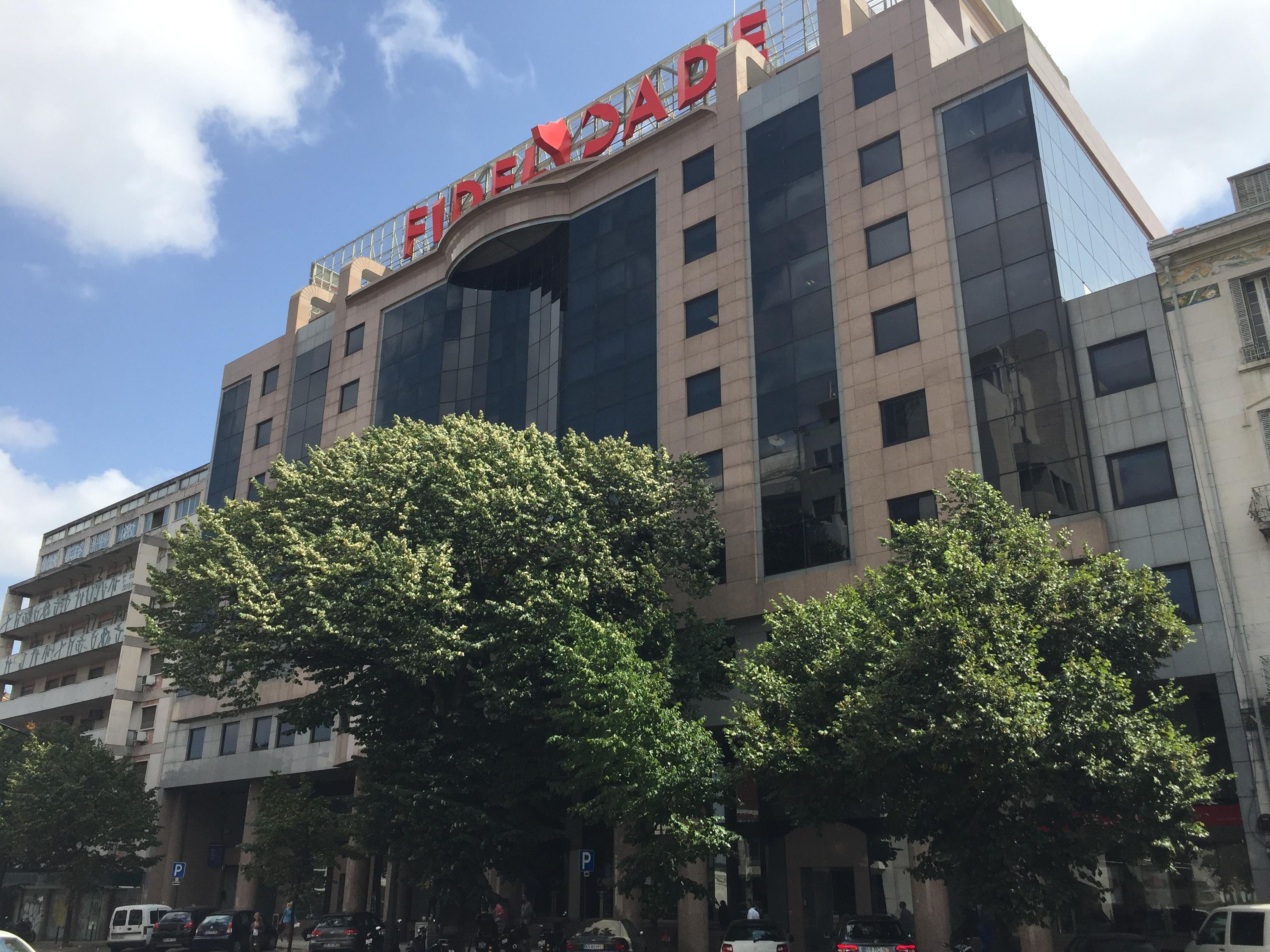 Edifício Alexandre Herculano 53, em Lisboa