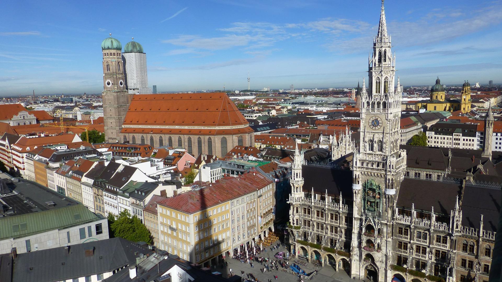 Munique, na Alemanha, lidera a lista / flyupmike/Pixabay
