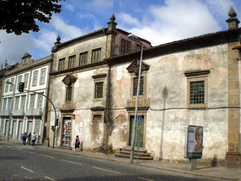 Convento das Convertidas, em Braga, integra lista de património público que vai ser reabilitado e arrendado / minube