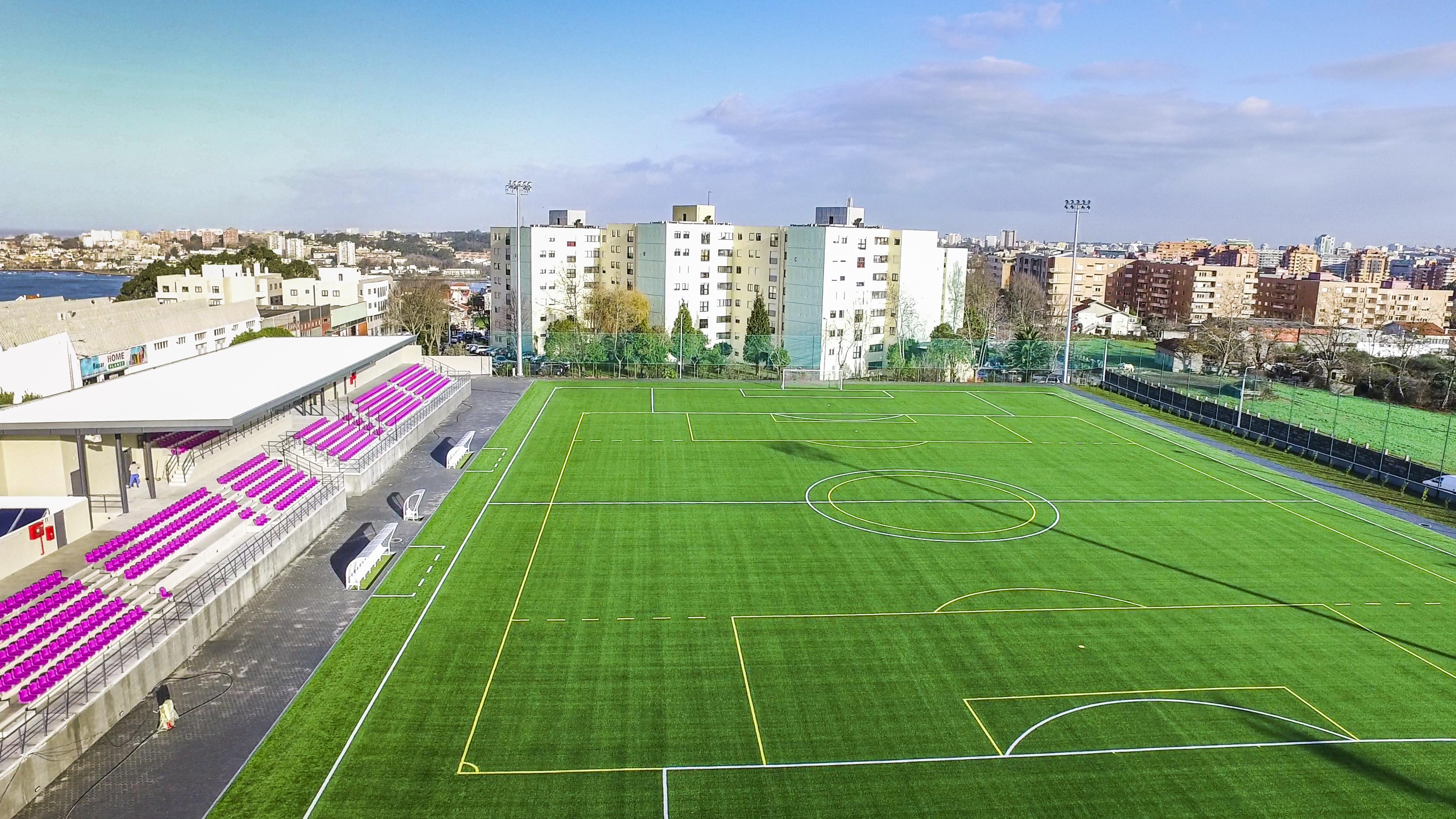 Estádio Manoel Marques Gomes / Mercadona