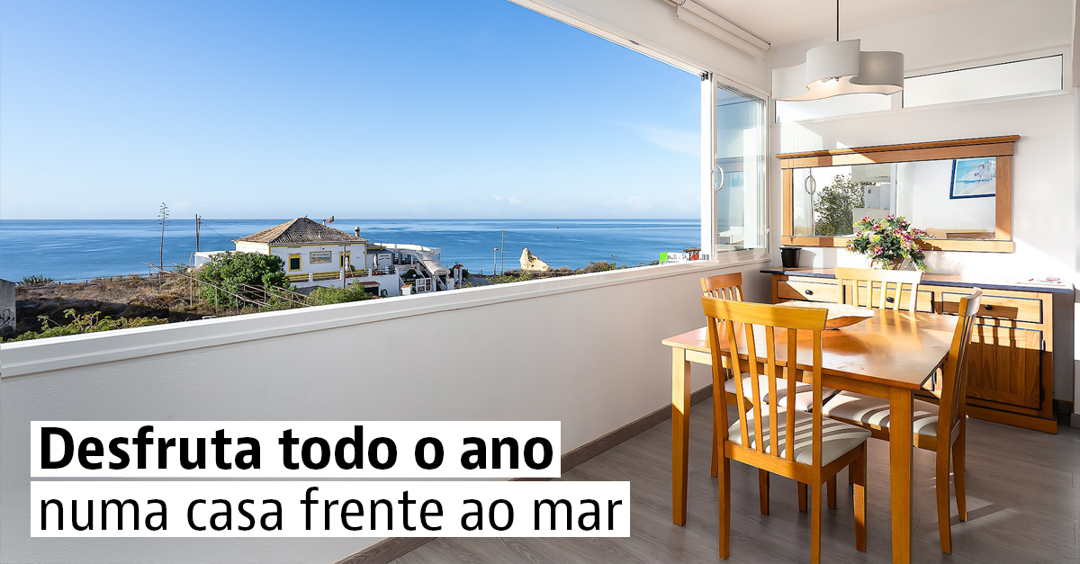 Casas à venda nas melhores praias de Portugal