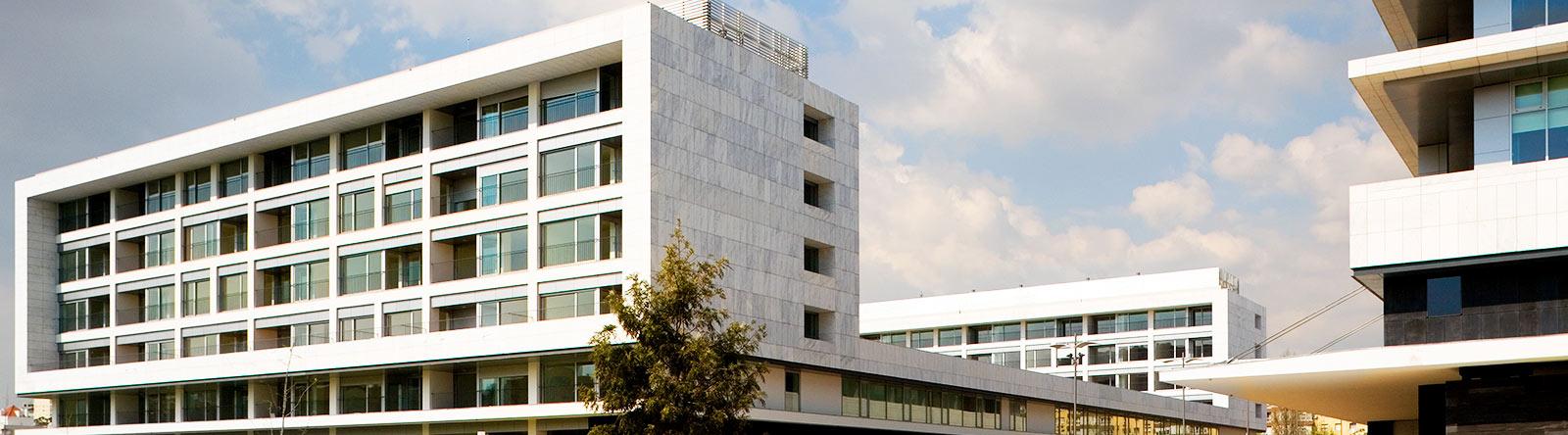 Propriedade da Fidelidade, que é por sua vez dona do grupo Luz Saúde. / Hospital da Luz