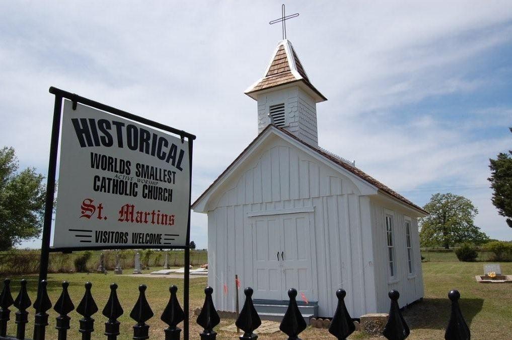 Igreja de Saint Martins (EUA)