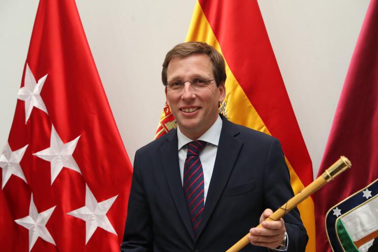 José Luis Martínez-Almeida / Gtres