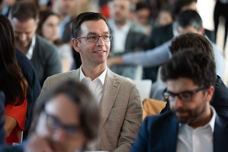 Pedro Pereira, diretor de marketing da UCI / UCI