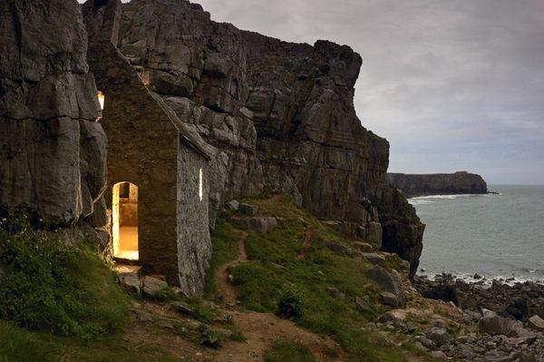 Capela de San Govan (Reino Unido)