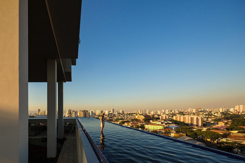Edifício 360 º do arquiteto Isay Weinfeld
