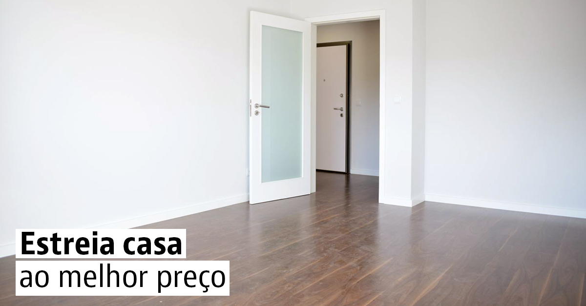 As casas novas mais baratas do mercado