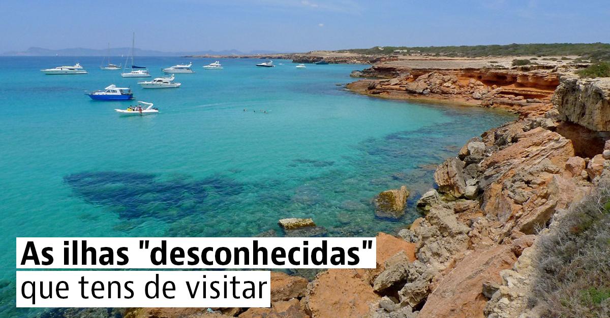 5 ilhas que deves conhecer em Portugal, Espanha e Itália