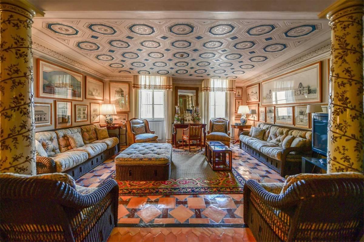Outra sala de estar