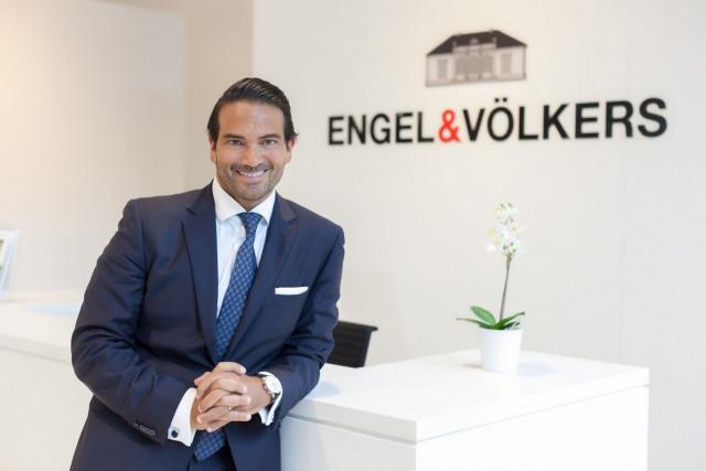 Juan-Galo Macià, CEO da Engel & Völkers para Espanha, Portugal e Andorra / Engel & Völkers