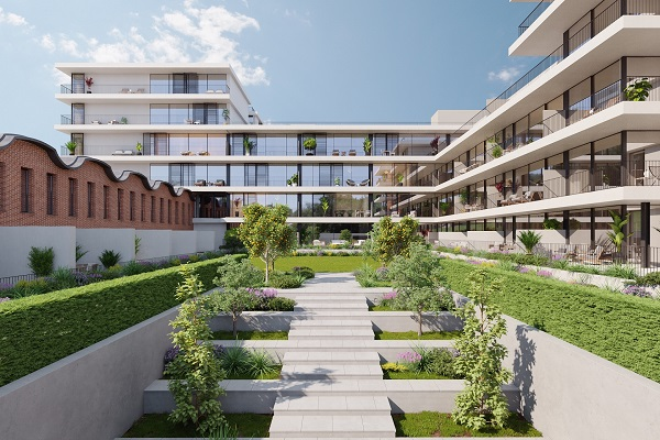 O novo empreendimento, Litoral Living / Lucios Real Estate