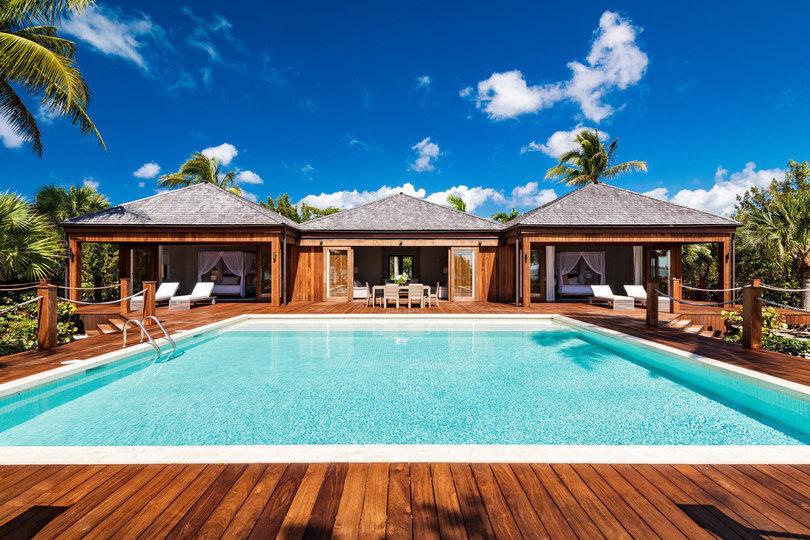 Fica em Parrot Cay
