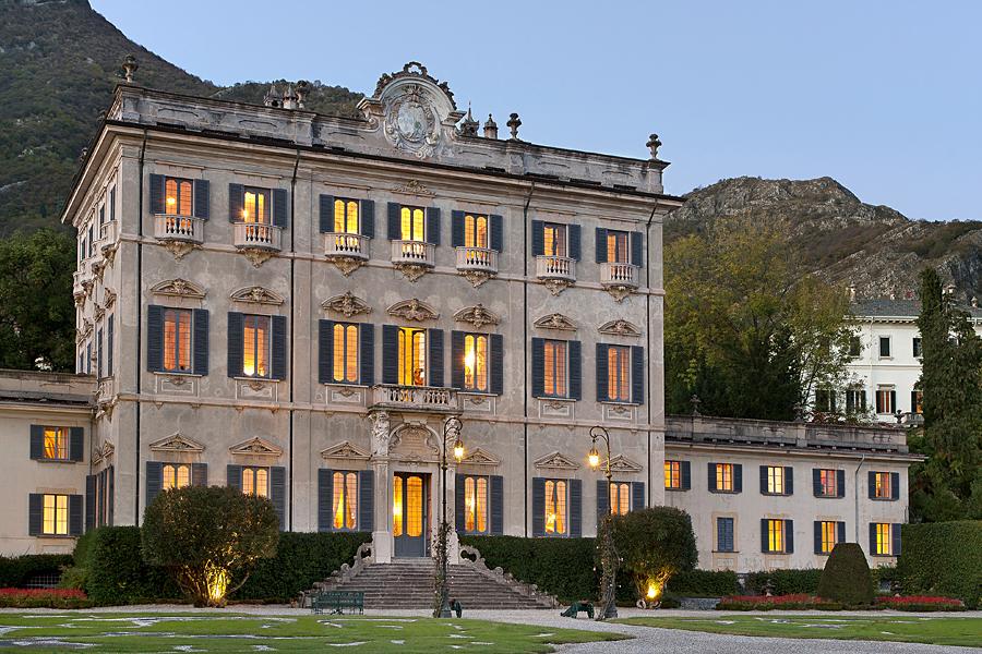 Conhecida como Villa Sola Cabiati