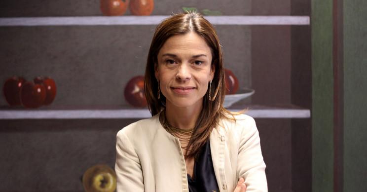 Ana Pinho, secretária de Estado da Habitação.