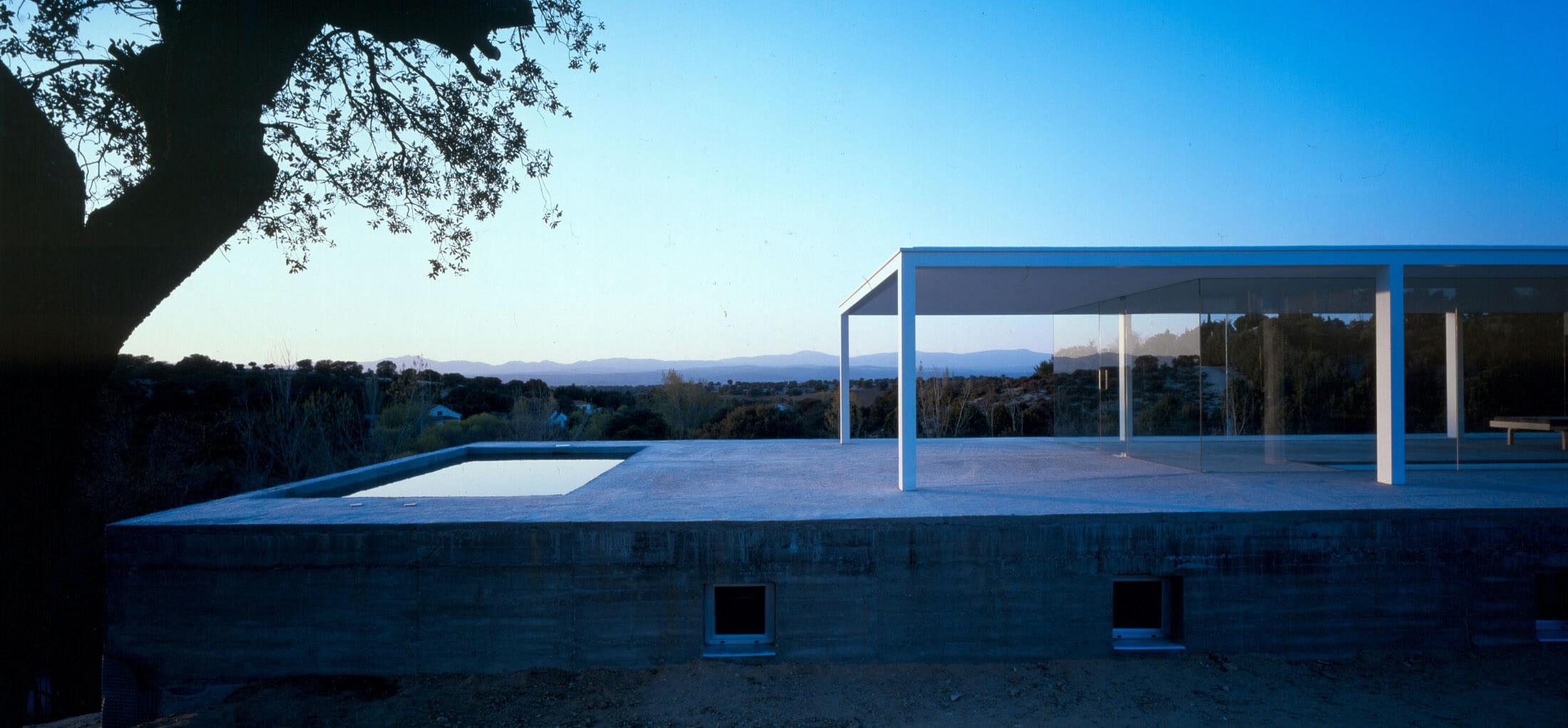Do arquiteto Campo Baeza