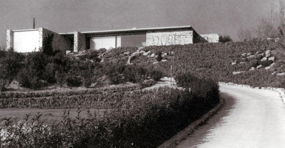 Vista exterior / Fundación Miguel Fisac