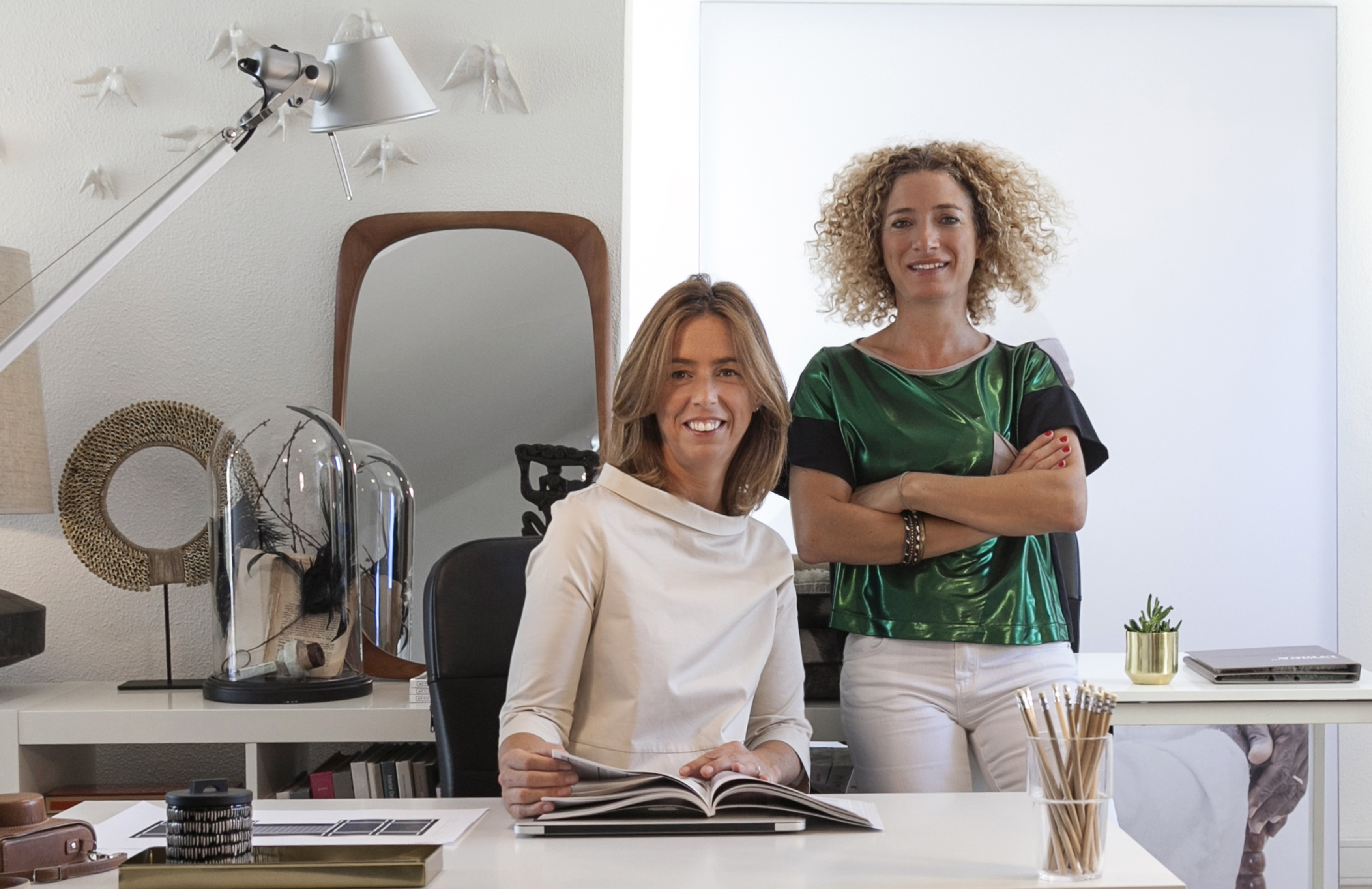 Margarida Diniz e Catarina Diniz, cofundadoras da Home Staging Factory / Home Staging Factory