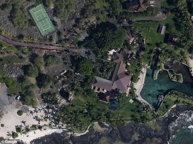 Uma propriedade que custou 6,5 milhões de euros